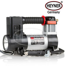 The Cheapest Price Premium Heavy Duty 12v Air Compressor 40l 100psi Tyre Inflator Led Lamp Heyner® Air Compressors & Blowers