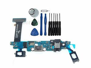OEM-For-Samsung-Galaxy-S6-SM-G920T-Charging-Port-Mic-Flex-Cable-12Tools-US-SHIP