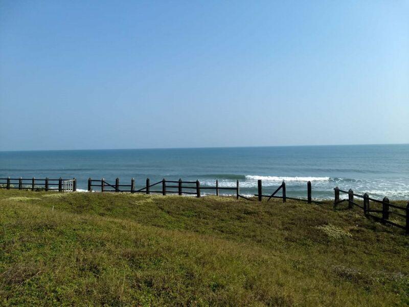 Casa de descanso en venta a orilla de playa