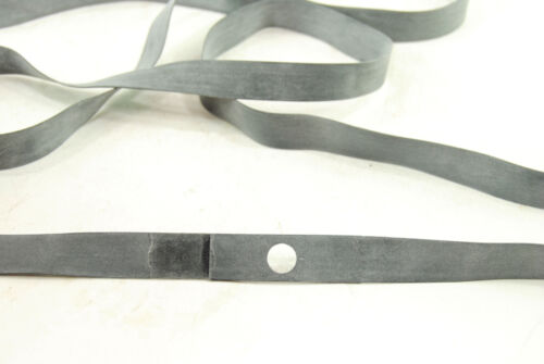 """27/"""" INCH BICYCLE BIKE RUBBER RIM STRIP FOR 27 X 1 1//4/"""" WHEEL 12MM WIDE NEW"""
