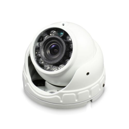 Swann Outdoor Security Camera 1080p Full HD Mini Dome with Audio /& IR Night
