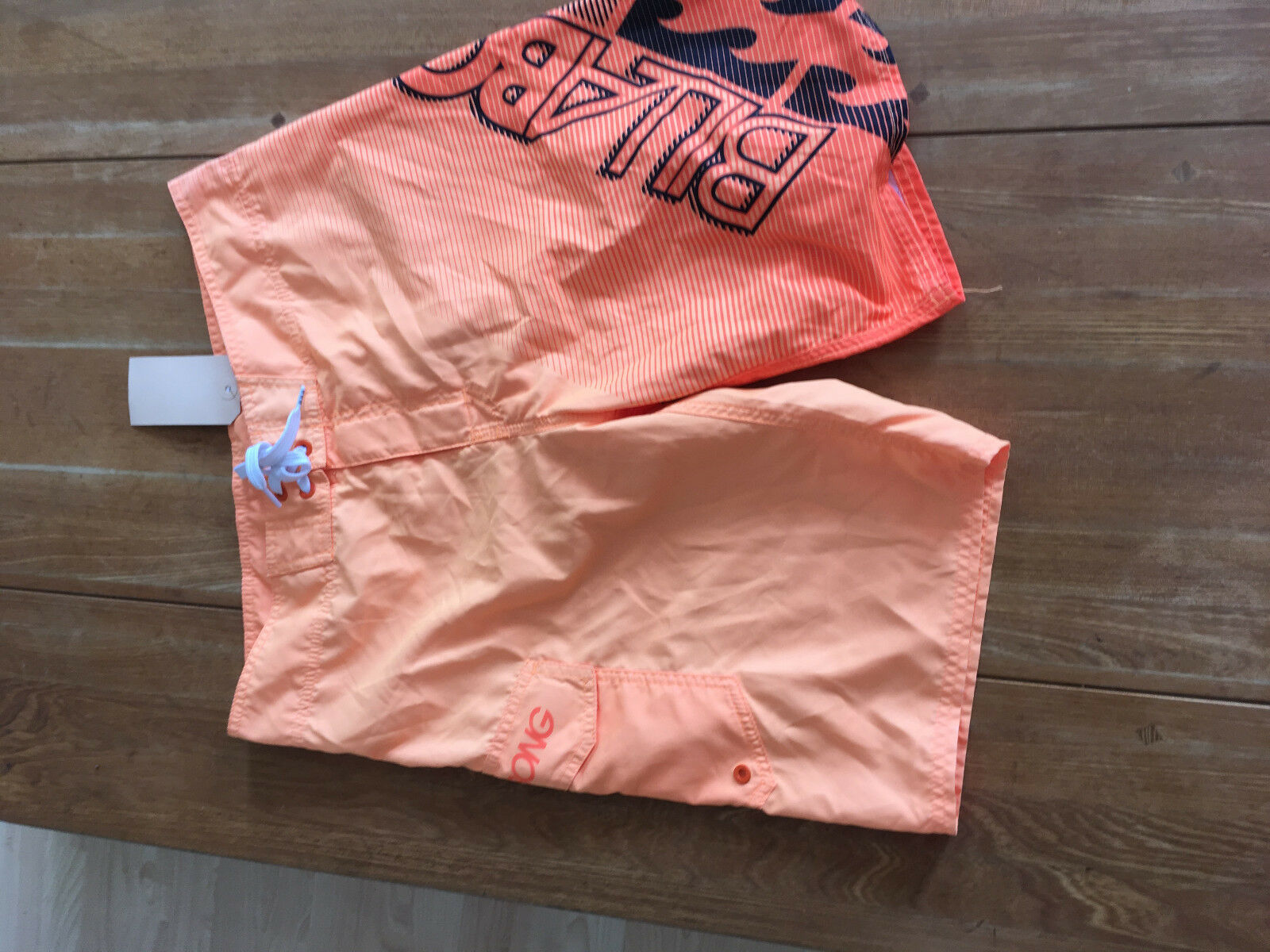 Billabong Boardshorts orange Gr. W 32
