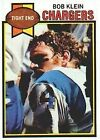 1979 Topps Bob Klein #51 Football Card