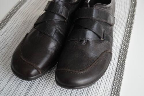 Damen Gr Schuhe Klett Ara Neu 417 Mit Slipper Braun Leicht Einlagen 5 Leder G 08mnNwvO