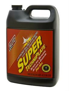 Klotz-Super-TechniPlate-Motor-Oil-2-Stroke-Oil-128-oz-1-Gallon-KL-101