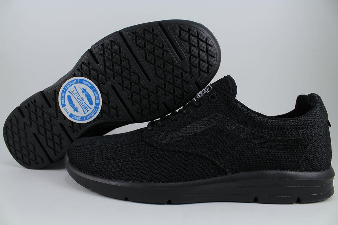 Vans ISO 1.5 Mono Triple Negro Malla roshe Ligero Tallas para Hombres Lite de estilo de vida