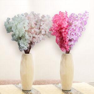 1Pcs-3-Branches-Cherry-Blossom-Flower-Bouquet-Wedding-Home-Party-Decor-Exquisite