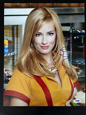 BETH BEHRS SIGNED 11X14 PHOTO PSA DNA COA AUTOGRAPH PROOF 2 BROKE GIRLS