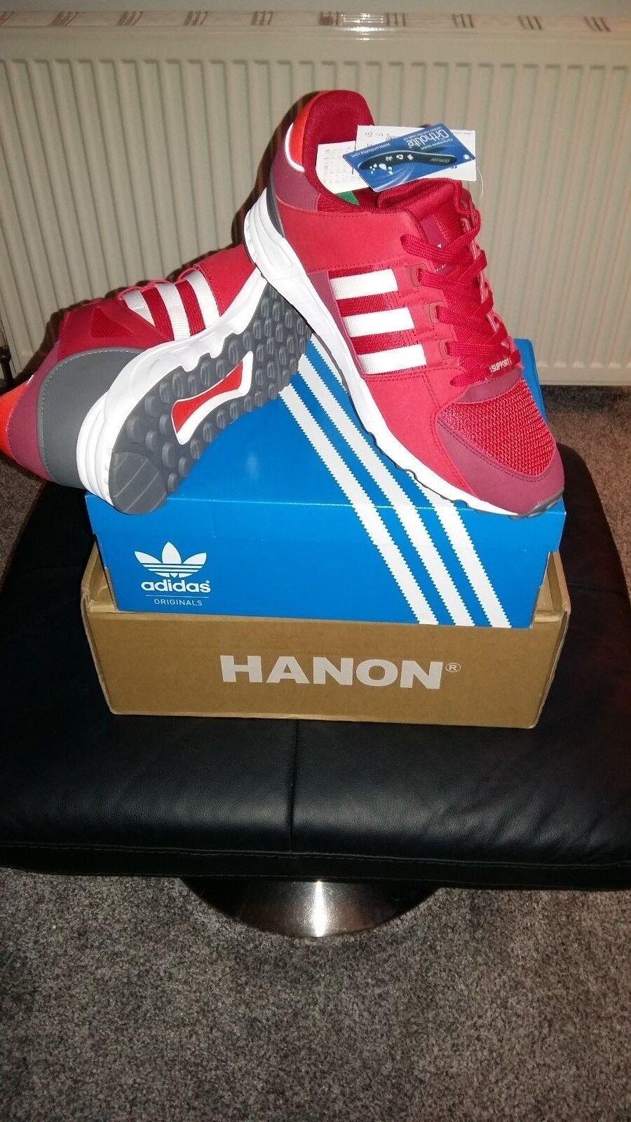 Originals Adidas EQT Support RF ... Taille 10 uk eur 44 2/3