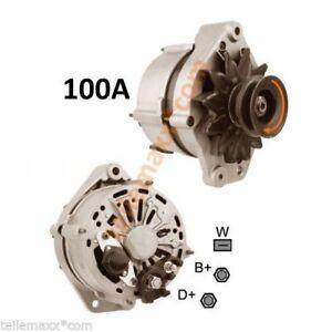 Lichtmaschine-fuer-VW-Transporter-T4-1-9-2-4-D-073903023K-0120468119-0120468084
