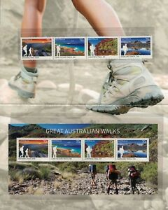 2015-AUSTRALIA-Great-Australian-Walks-STAMP-PACK