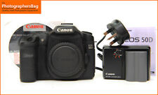 Canon EOS 50D Digital SLR Camera Body Battery  Charger Free UK Post
