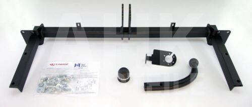 Für Opel Astra III H Kombi 04-14 mit REC Anhängerkupplung starr+E-Satz 13p spez