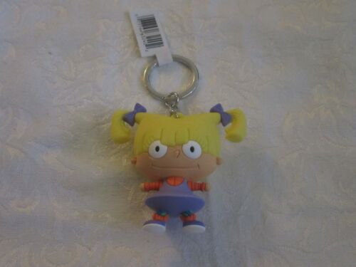 LOOSE Monogramme Collector NICKELODEON série 2 Angelica Rugrats keyring keychain