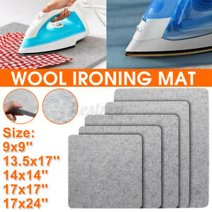 5-Size-Wool-Ironing-Mat-Pad-High-Temperature-Ironing-Board-Felt-Pressing-Pads