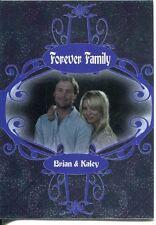 Charmed Forever Forever Family Chase Card FF3