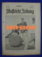 BERLINER ILLUSTRIRTE ZEITUNG 1924 Nr. 39: Jackie Coogan in Europa