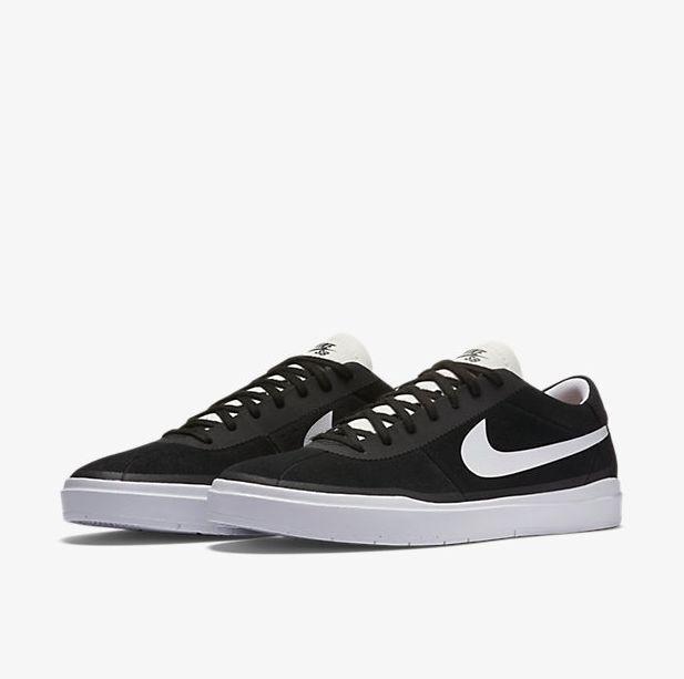 Nike SB Bruin Hyperfeel Black/White 831756 001