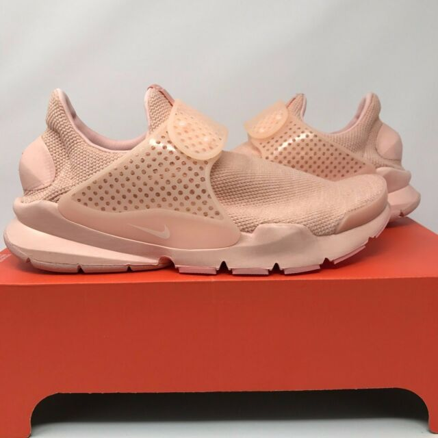 promo code d5e7a dde5c Mens Nike Sock Dart BR Arctic Orange Sz 8 Breathe Running Shoes DS  909551-800