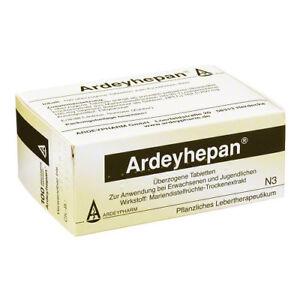 ARDEYHEPAN überzogene Tabletten 100St PZN 00759587