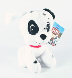 101-Dalmatians-8-034-PATCH-dalmatian-dog-plush-soft-toy-Disney-NEW
