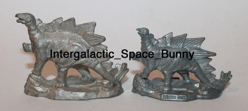 1993 Kenner Jurassic Park prougeotype DIE-CAST Stegosaurus Dino Pré-Production