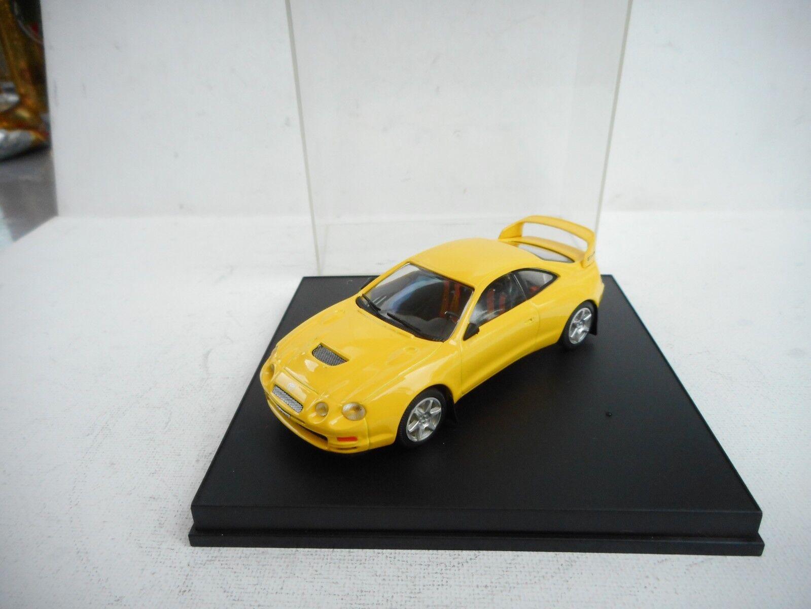 Toyota celica gt gt gt - vier muleto gelb trofeu 701y 1 43 m kasten 8cd279
