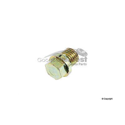 VAICO Engine Oil Drain Plug Gasket for 2010-2015 Mercedes-Benz GLK350 3.5L nu