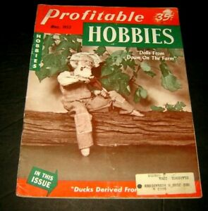 Profitable Hobbies Magazine May 1953