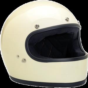 Biltwell-Gringo-Retro-Full-Face-Street-Motorcycle-Helmet-Vintage-White-2XLarge