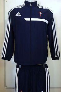 13 Suit 14 Nuevo Título Adidas Detalles Original De Niños Rc Celta Presentación Ver Vigo Talla Años 8nOPXwk0