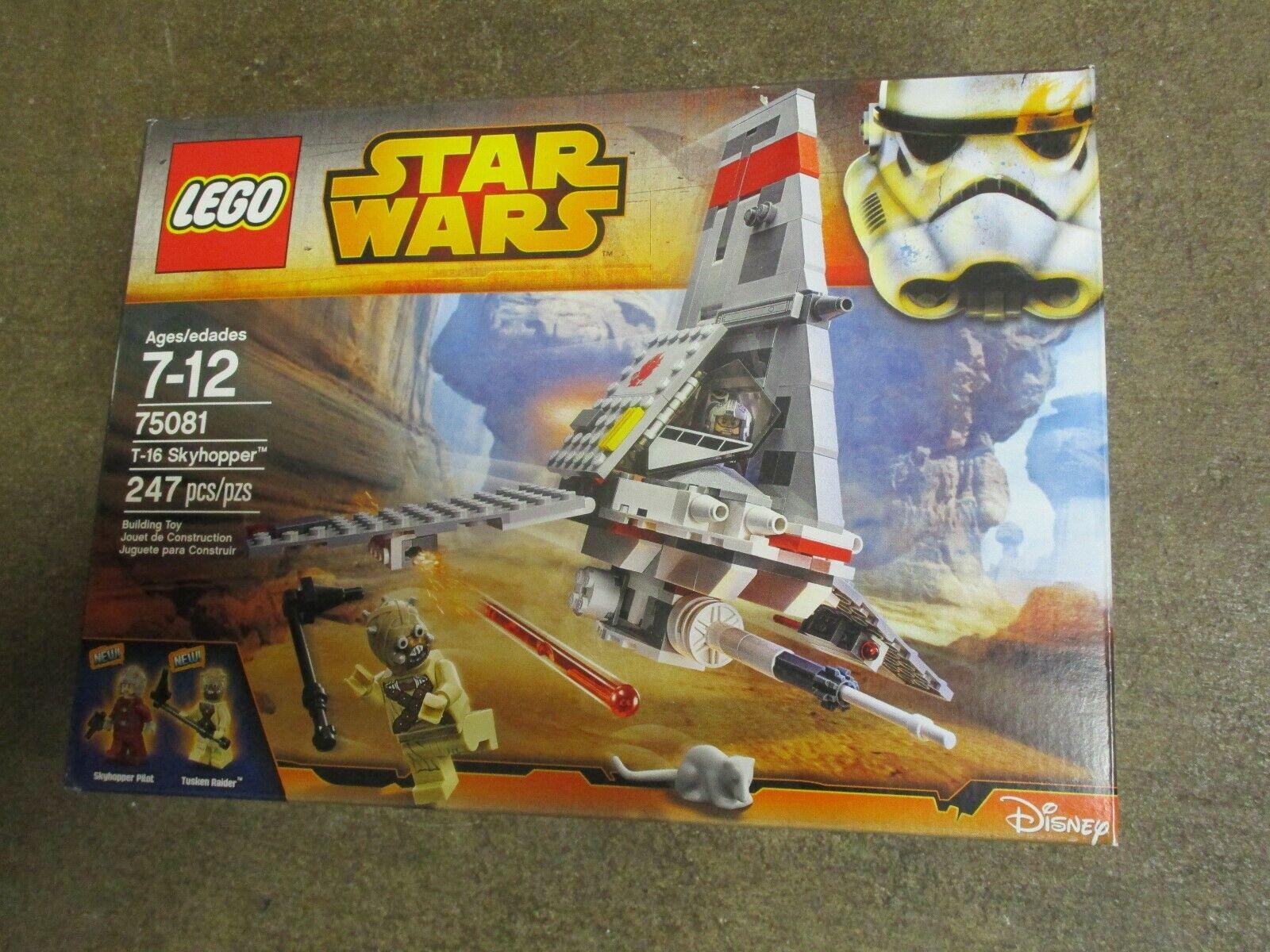 Lego estrella guerras 75081 T16  cielohopper NIB Sealed scatola  vendita con alto sconto