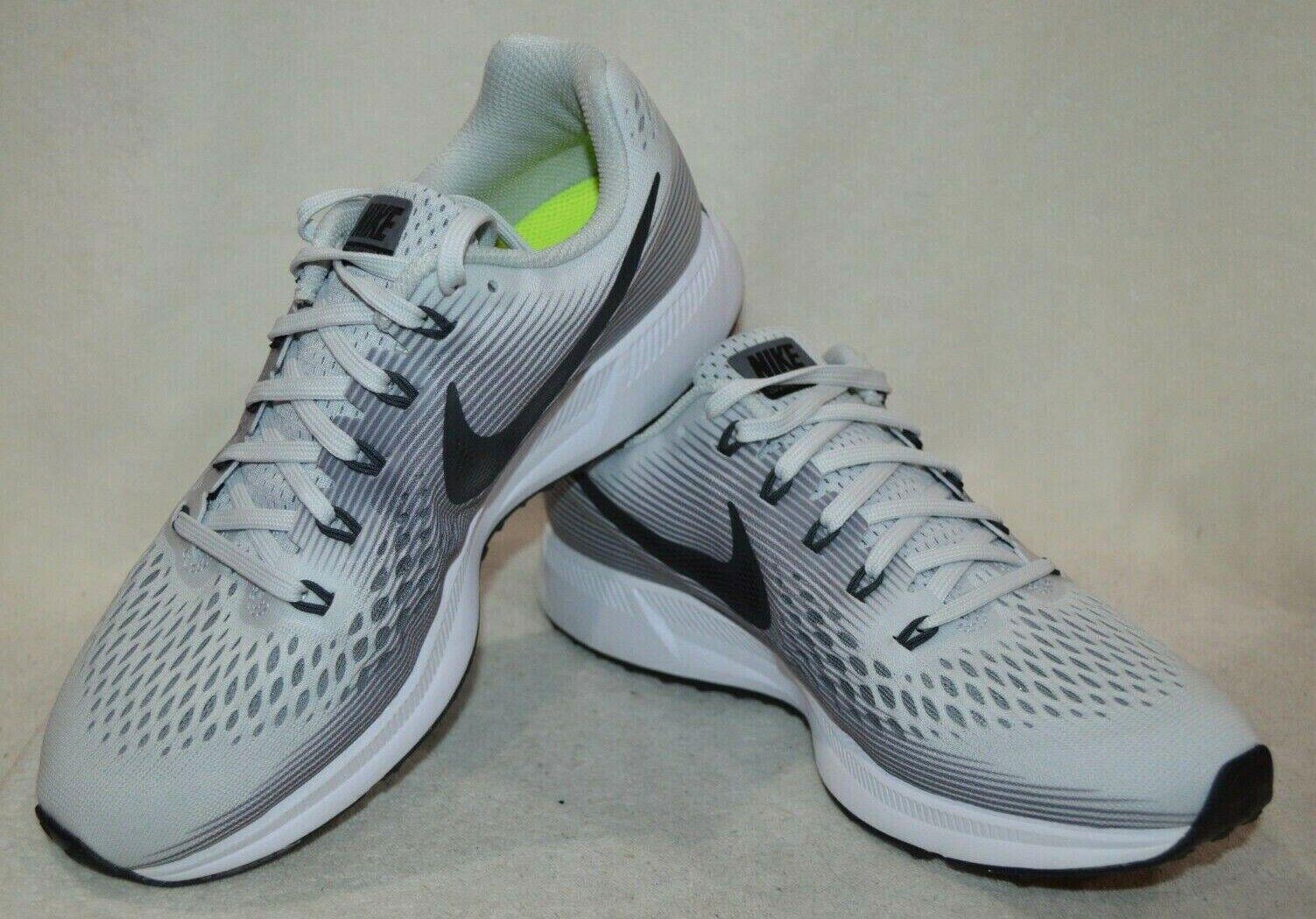 Nike Air Zoom Pegasus 34 Pure Platinum ANTH Femme Chaussures De Course-Asst Tailles Neuf Avec Boîte