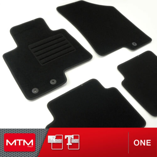 Tapis Peugeot 5008 II 07.2017 MTM cod fr7497 One sur mesure