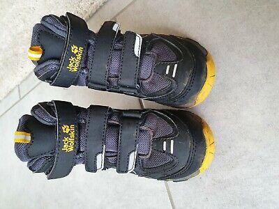 Jack Wolfskin Kinder Schuhe Stiefel 26 Herbst Winter Wasserdicht Atmungsaktiv | eBay