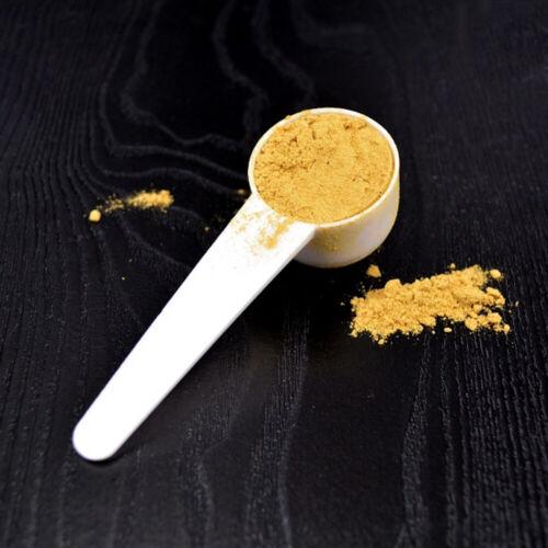 Protein Powder Kitchen Scoop Measuring Spoon Coffee Milk 1//3//5//10g Plastic
