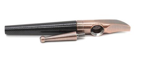 Prestige Medwakh With Carbon Fiber Sleeve Aged Bronze