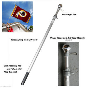 6-Foot-Aluminum-Flag-Pole