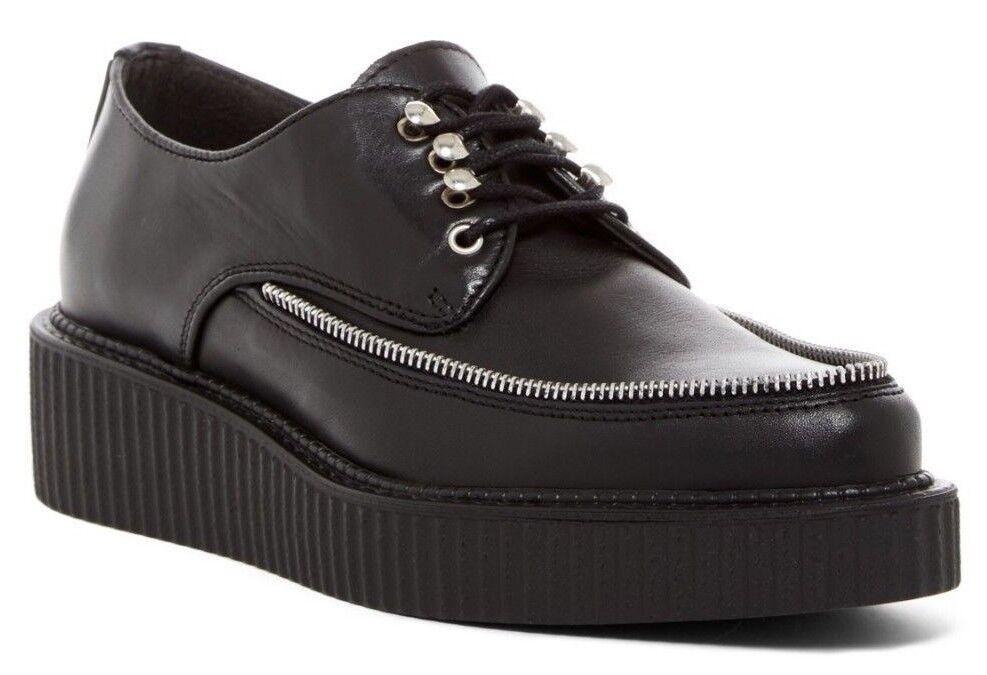 Zapatos de Cuero nuevo nuevo nuevo En Caja Diesel Mujer fluencia profundo Destiny Cremallera ENrojoADERA Negro nos 7  240  salida para la venta