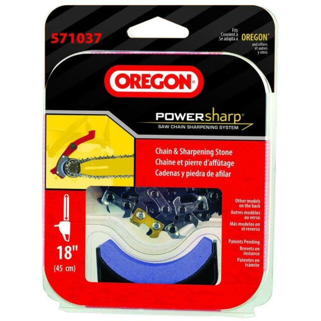 "OREGON® PowerSharp Replacement Chain for CS1500 18"" Electric Chainsaw    571037"