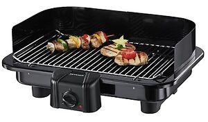 Severin Elektrogrill Groß : Barbecue grill severin windschutz elektrogrill bbq gartengrill