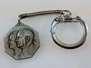 1965-Lyndon-B-Johnson-Humphrey-Inaugural-Ball-Medallion-Sterling-Silver-Keychain