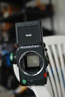 Rollei Rolleiflex 6008 Professional Camera Body with Grip, Battery, 120 Magazine