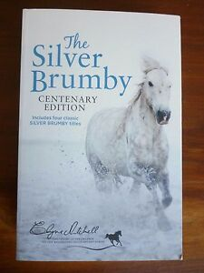 The-SILVER-BRUMBY-Centenary-Edition-Softcover-VGC