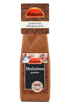 Ostmann Muskatnuss Gemahlen Einzelgewurze 50g 4002674053821 Ebay