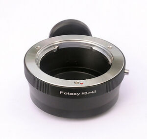 Gadget Place Contax G Lens Adapter for Olympus OM-D E-M5 II PEN E-PL7 E-P5 OM-D E-M10 OM-D E-M1 E-PL6 E-PL5