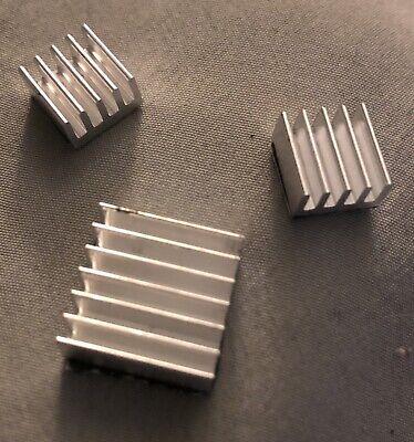 30 PCS Raspberry Pi Heatsink Kit Copper Aluminum Heatsink