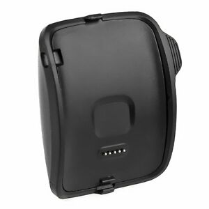 Black-Charging-Cradle-Smart-Watch-Charger-Dock-For-Samsung-Gear-S-SM-R750-New