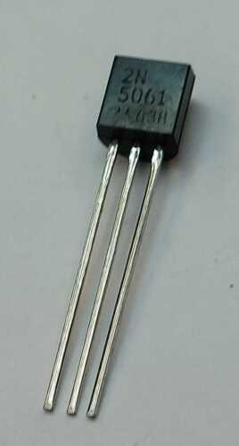 2N5061 Thyristor 60V 0,51A Igt//lh 0,2// 5mA