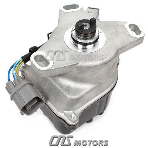 Distributor w// Cap for 96-01 Honda Civic /& Del Sol Integra B18C1 B18C5 B16A2